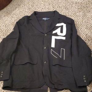 Ralph Lauren Sweater Blazer Size XXL